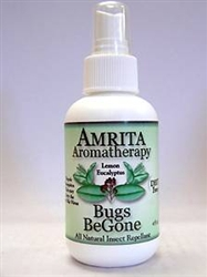 Bugs Be Gone / Amrita Aromatherapy / 4 oz