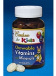 Chewable Vits & Mins for Kids 180 tabs