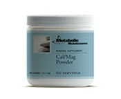 Cal/Mag (Calcium & Magnesium) Powder / Metabolic Maintenance / 419 gms