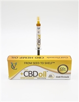 Plus CBD OIL Gold 780mg /CBD Oil / 3g / 0.10oz