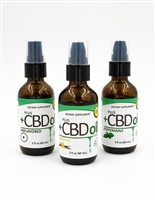 PLUS CBD Oil Spray 1oz  (100mg CBD) Unflavored