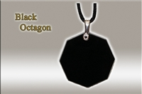Octagon - Black -Personal Shield