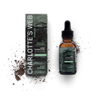 CW Maximum Strength Hemp Extract Oil / Charlotte's Web / 1 fl oz (30 ml)