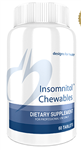 Insomnitol Chewables / Designs for Health / 60 chewable tabs
