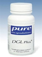DGL Plus / Pure Encapsulations / 60 caps