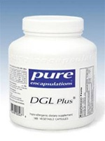 DGL Plus / Pure Encapsulations / 180 vcaps
