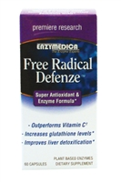 Free Radical Defenze/ Enzymedica/ 60 capsules