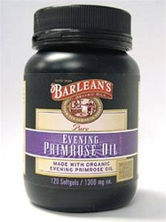 Evening Primrose Oil 1300 mg / Barleans / 120 gels