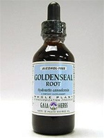 Goldenseal Root Alcohol-Free / Gaia herbs / 2 oz