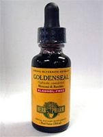 Goldenseal Alcohol-free / Herb Pharm / 1 oz