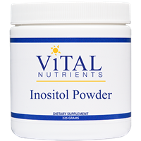 Inositol Poder / Vital Nutrients / 225 grams = 7.94 oz