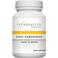 Zinc Carnosine / Integrative Therapeutic / 60 caps
