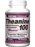 Theanine 100mg / Jarrow Formulas / 60 caps.