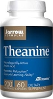Theanine 200mg / Jarrow Formulas / 60 caps.