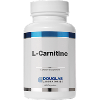 L-Carnitine 250 mg / Douglas Laboratories / 60 veg caps