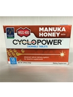 CycloPower Chewable Tablets / Manuka Health/ 16 tablets