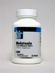 Melatonin Sublingual 3 mg / Douglas Labs / 60 tabs