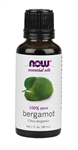 Bergamot Oil / Now / 1 oz