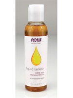 Liquid Lanolin (100% Pure) /NOW/ 4 fl oz