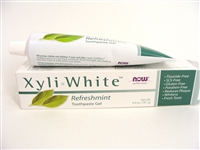 XyliWhite Toothpaste Platinum Mint  with Baking Soda / Now / 6.4 oz.