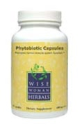 Phytobiotic Capsules/Wise Woman Herbals/60 caps