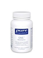 O.N.E Multivitamin /Pure / 60 caps