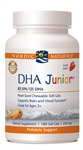 DHA Junior 250 mg/Nordic Naturals/180 soft gels