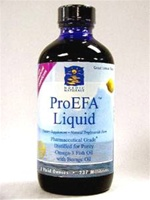 ProEFA Lemon Taste/Nordic Naturals/6 fluid ounces