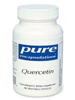Quercetin 250 mg /Pure Encapsulations/120 vcaps