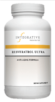 Resveratrol Ultra / Integrative Therapeutics / 60 veg caps