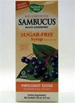 Sambucus Sugar free Syrup / Nature's Way / 4 oz