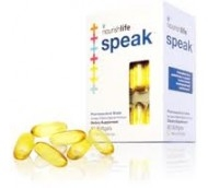 Speak Standard Pack / Nourish Life Speech Nutrients / 60 Softgels