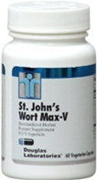 St. Johns Wort Max-V/Douglas Laboratories/60 caps