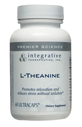 L-Theanine 100 mg / Integrative Therapeutics / 60 caps
