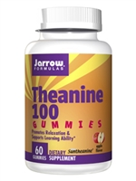 Theanine Gummies 100mg / Jarrow
