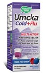 Umcka Cold+Flu Syrup (Berry)/Nature's Way/120ml-4oz
