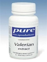 VALERIAN EXTRACT 250 MG 60 VCAPS (VAL33)