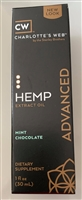CHARLOTTE'S WEB™ (CW) HEMP EXTRACT  EXTRA STRENGTH  (ADVANCED) - Mint Chocolate / CW / 1 oz.