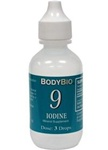 9 Iodine /Body Bio/2 oz