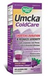 Umcka Cold+Flu Syrup (Grape)/Nature's Way/120ml-4oz