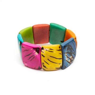 Natural Stones Tagua Bracelet Wholesale