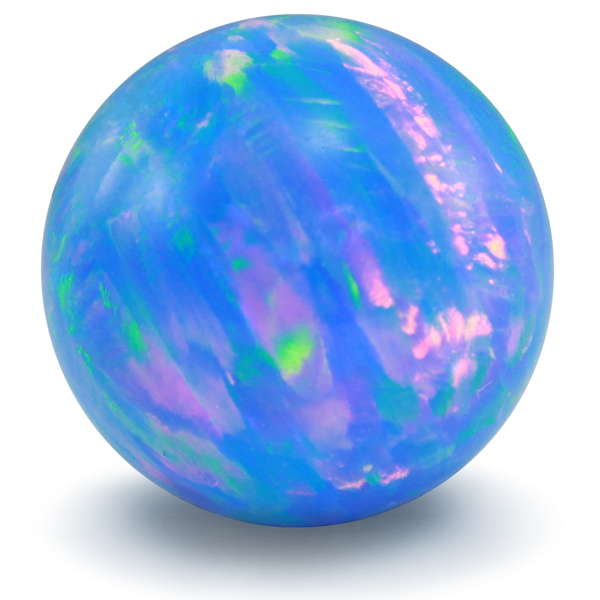 Cornflower Blue Opal