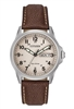 Men's Citizen Eco Drive Brown Strap Watch