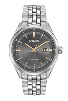 Men's Citizen Eco-Drive Sapphire Collection Watch