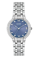 Ladies Citizen Eco Drive Bella Diamond Watch