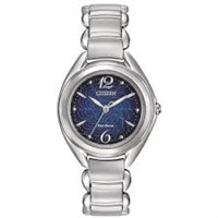 Ladies Citizen Eco-Drive Citizen L Floral Motif Watch
