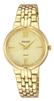 Pulsar Gold Night Out Solar Powered Ladies Watch