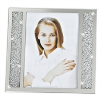 Badash Lucerne Crystalized 8 x 10 Picture Frame