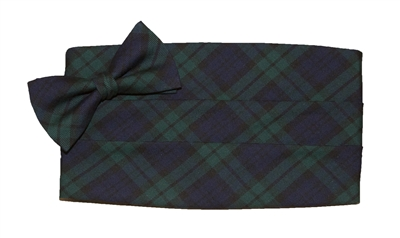 Wool Blackwatch Plaid