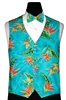 Heliconia Vest & Bow